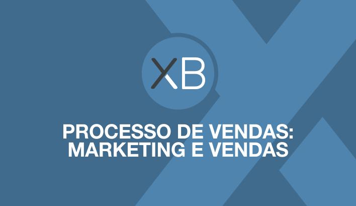 Ilustra - Processo de vendas Marketing e vendas